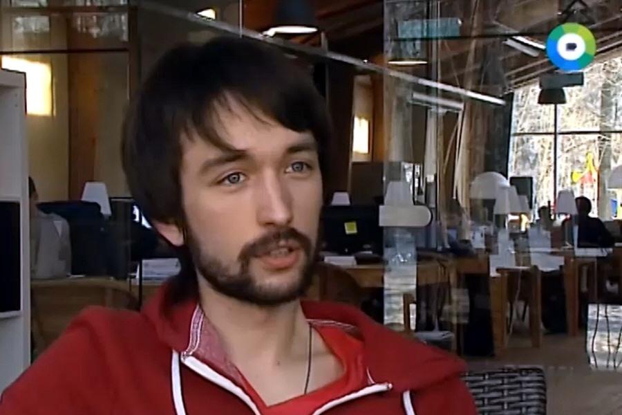 Михаил Комаров в передаче Старт UP