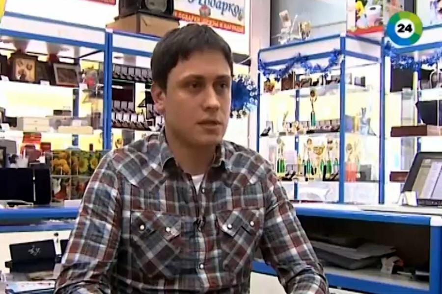 Фёдор Бабушкин в передаче Старт UP