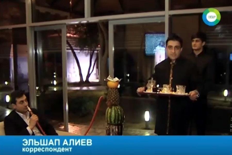 Эльшан Алиев - ведущий передачи Старт UP