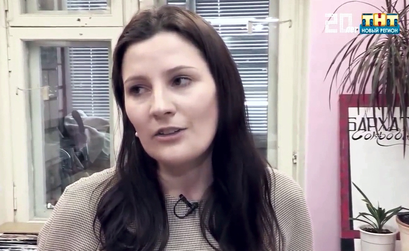 Александра Телицына - владелица ателье Метелица