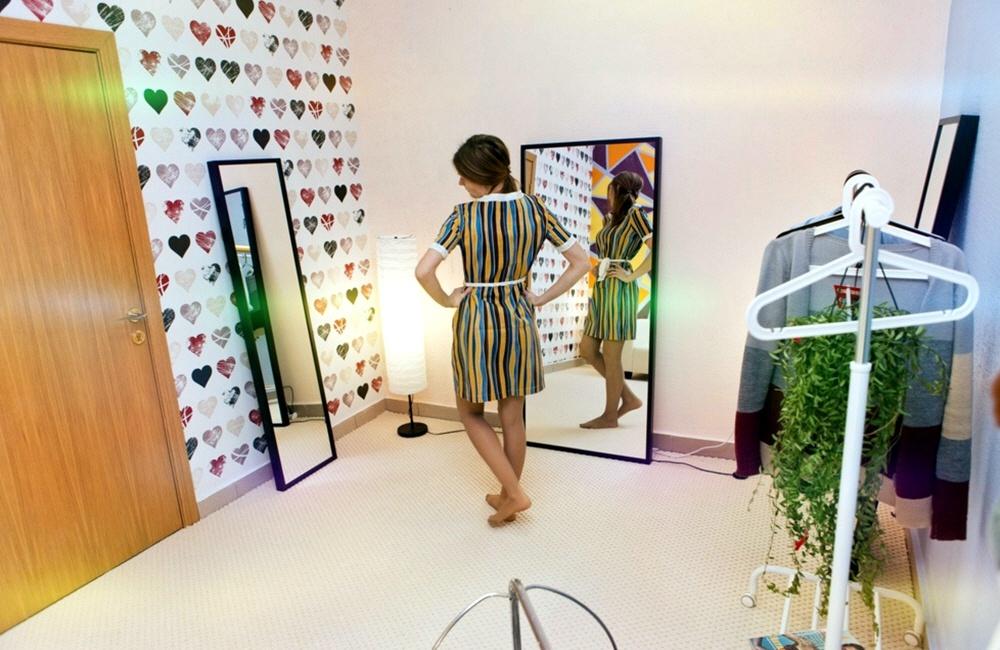 Воркплейс для дизайнеров одежды