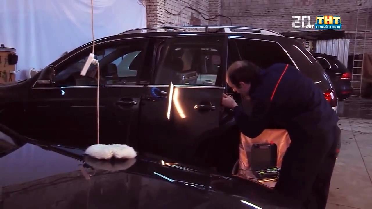 Реставрация автомобильных салонов