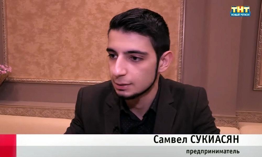 Самвел Сукиасян - владелец компании по производству национальных удмуртских кондитерских изделий Чечым