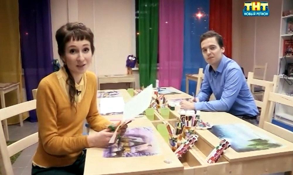 Денис Богатиков в программе Стартап на телеканале ТНТ