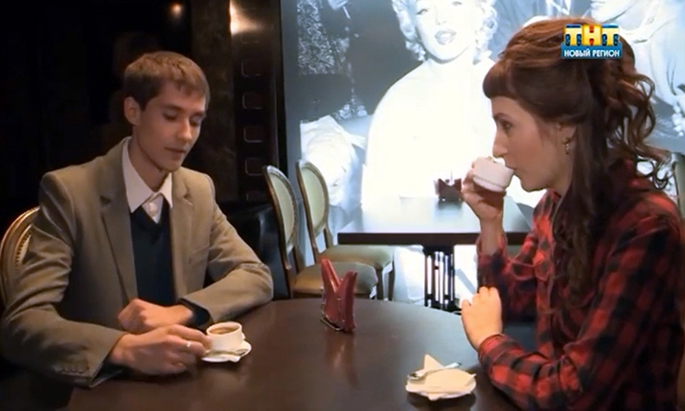 Иван Губин в программе Стартап на телеканале ТНТ
