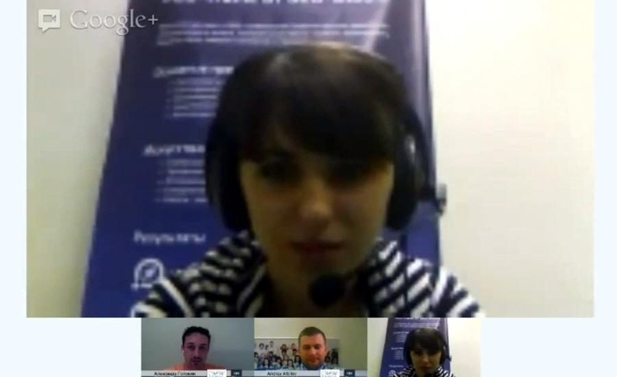 Антонина Кулешова интернет-маркетолог компании SEO-Studio на Стартап ТВ