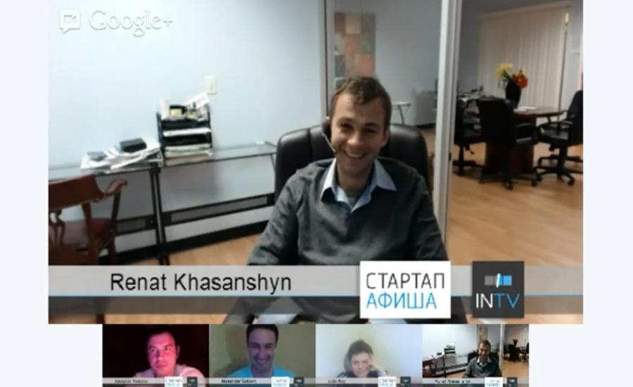 Ренат Хасаншин эксперт по вопросам в B2B маркетинге и продажах