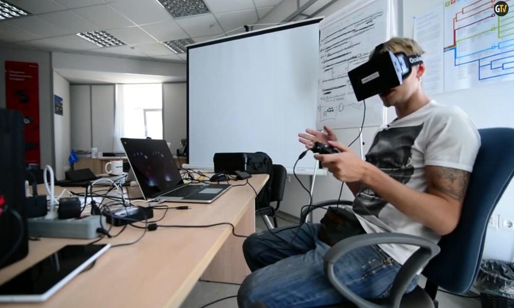 Технологии виртуальной реальности в мобильных играх