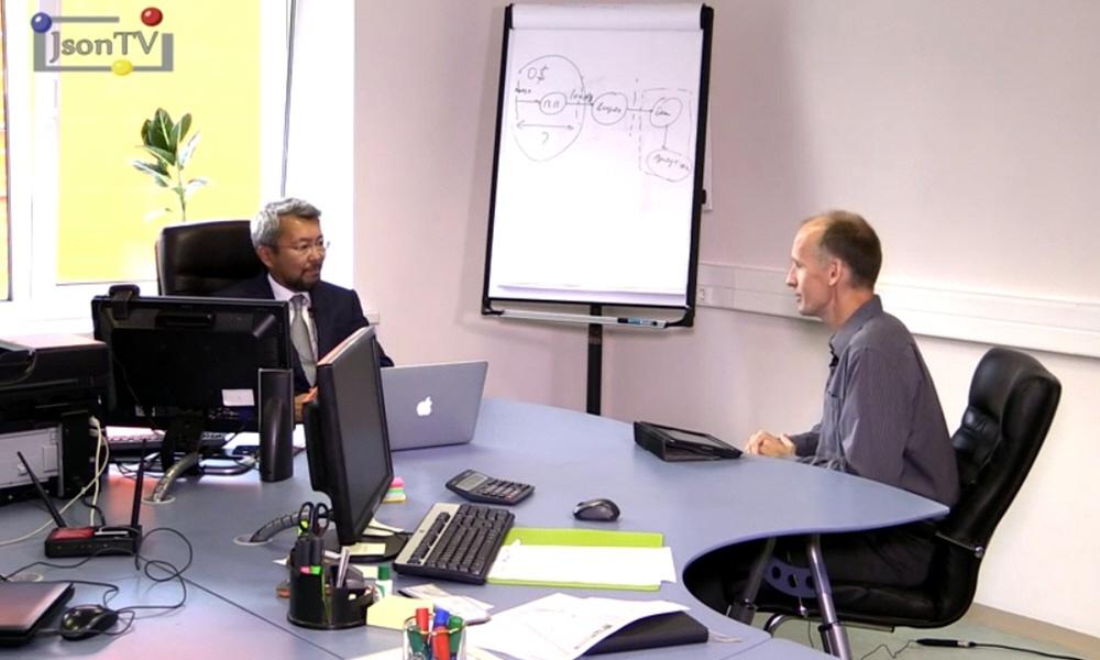 Чинарбек Отунчиев в программе Стартапы Инвестиции Инновации