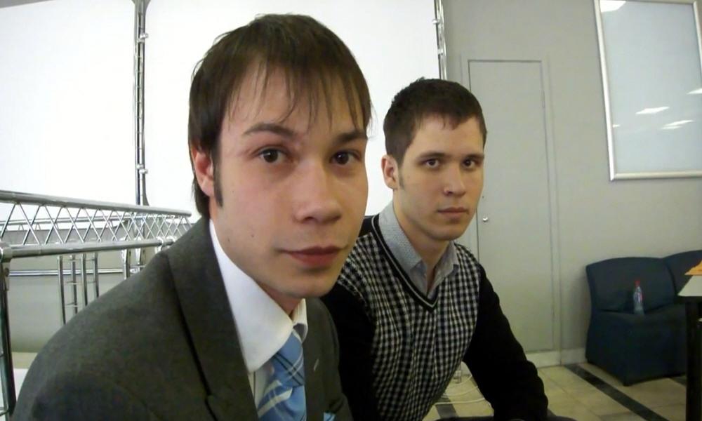 Максим Хохрин и Никита Кругликов в Startup Школе Алёны Поповой