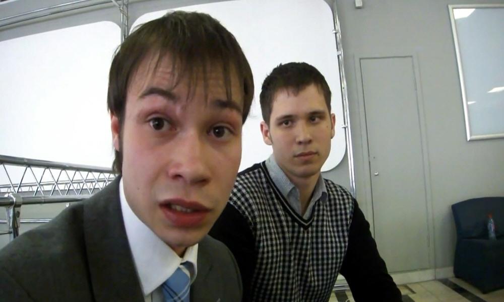 Максим Хохрин и Никита Кругликов - руководители проекта Монокристалл компании Ником
