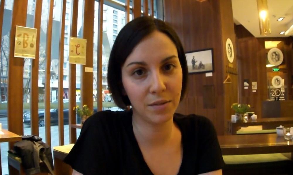 Юля Митрович - генеральный директор компании zoomby - ВебТВ