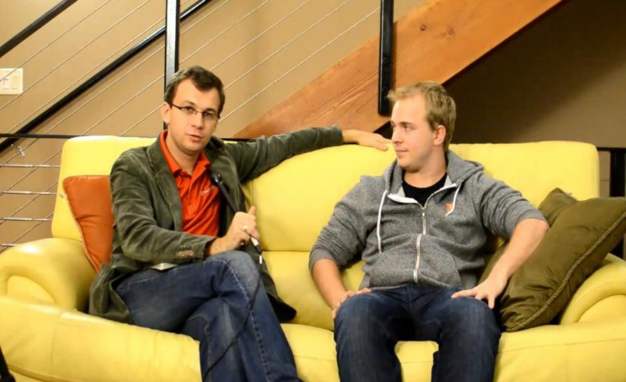Александр Дебелов в передаче Startup Story