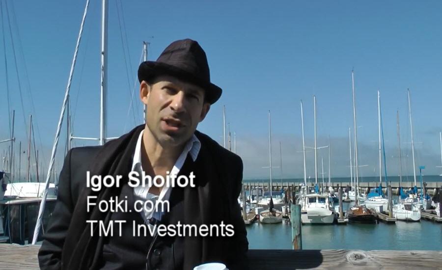 Игорь Шойфот - серийный предприниматель инвестор Startup Story