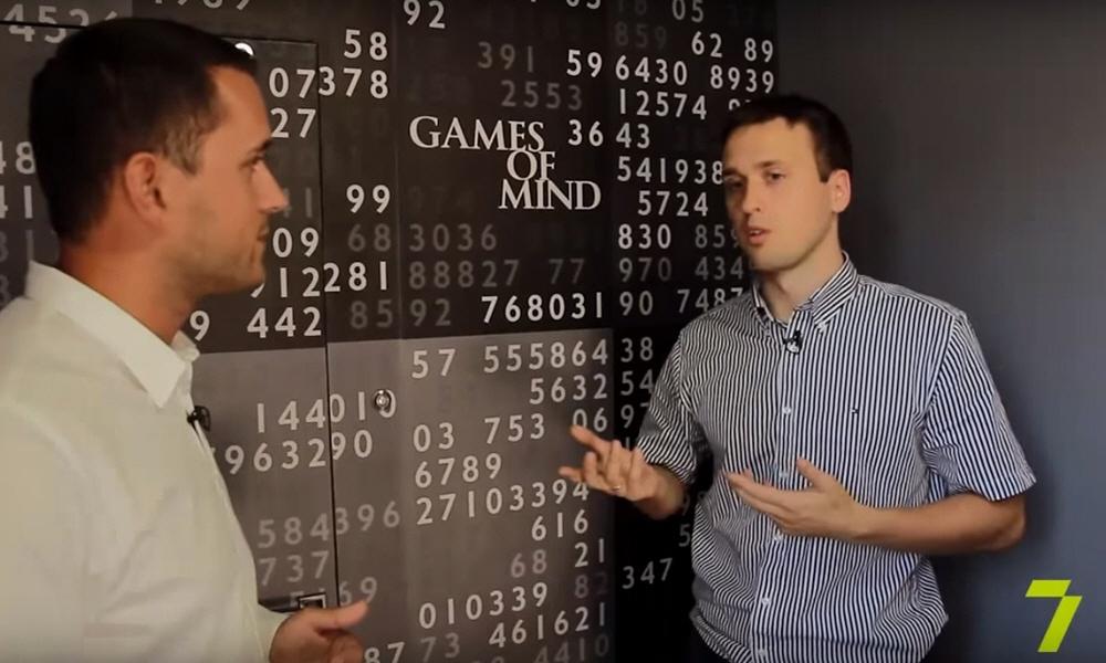 Андрей Миюсов в программе Startup