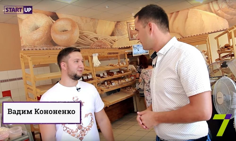 Вадим Кононенко в программе Startup