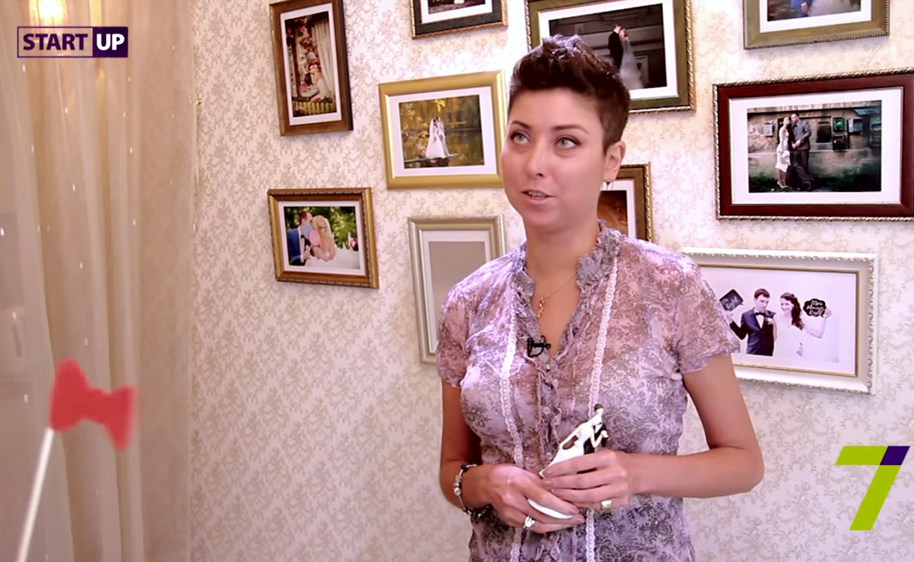Мария Резникова в программе Startup