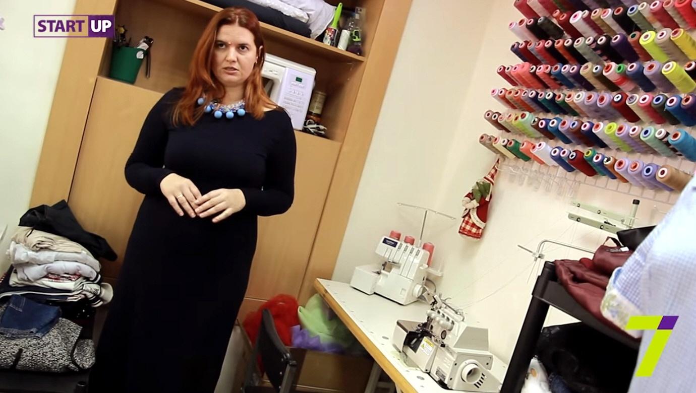 Надежда Сорочан в программе Startup