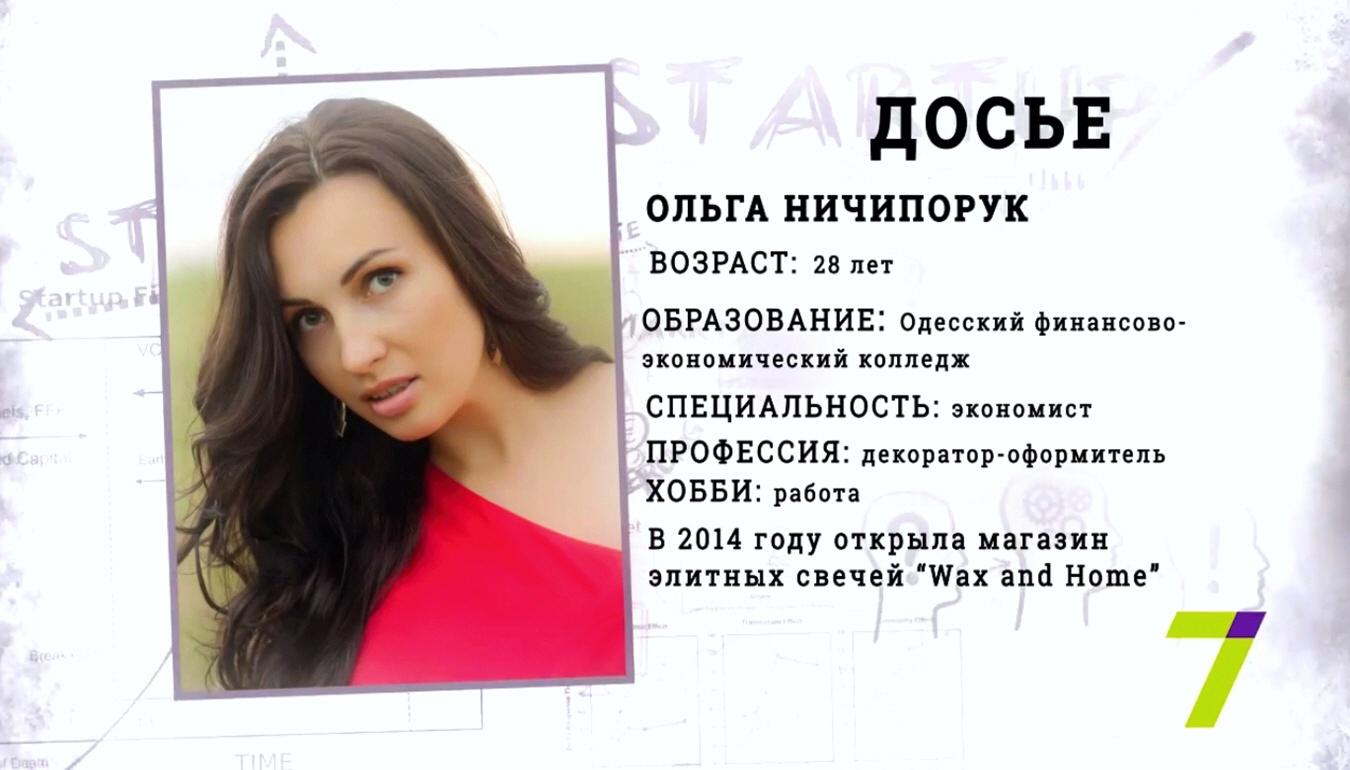 Ольга Ничипорук - владелица магазина элитных свечей WAX and HOME