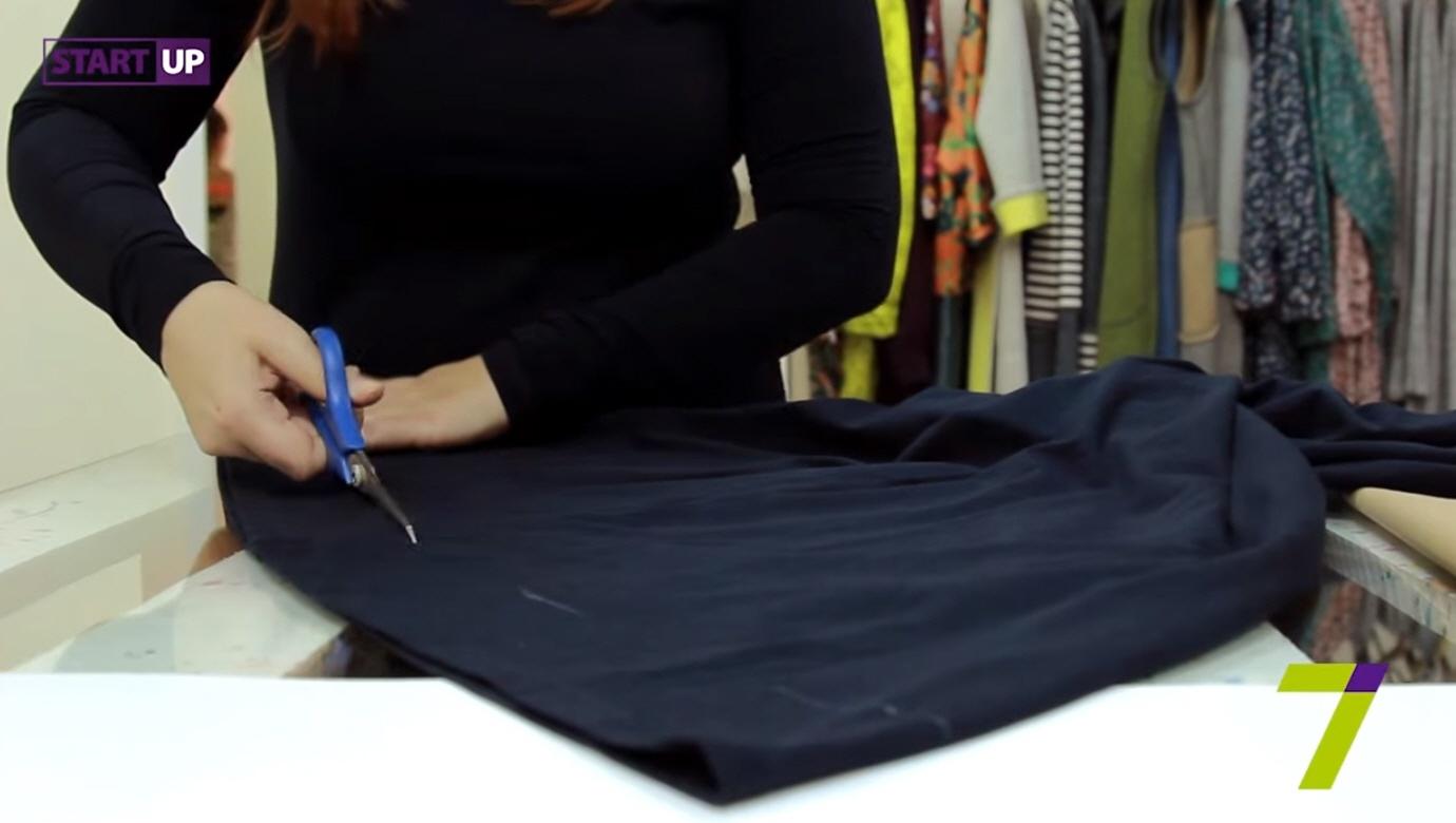 Расходы дизайнерской студии одежды
