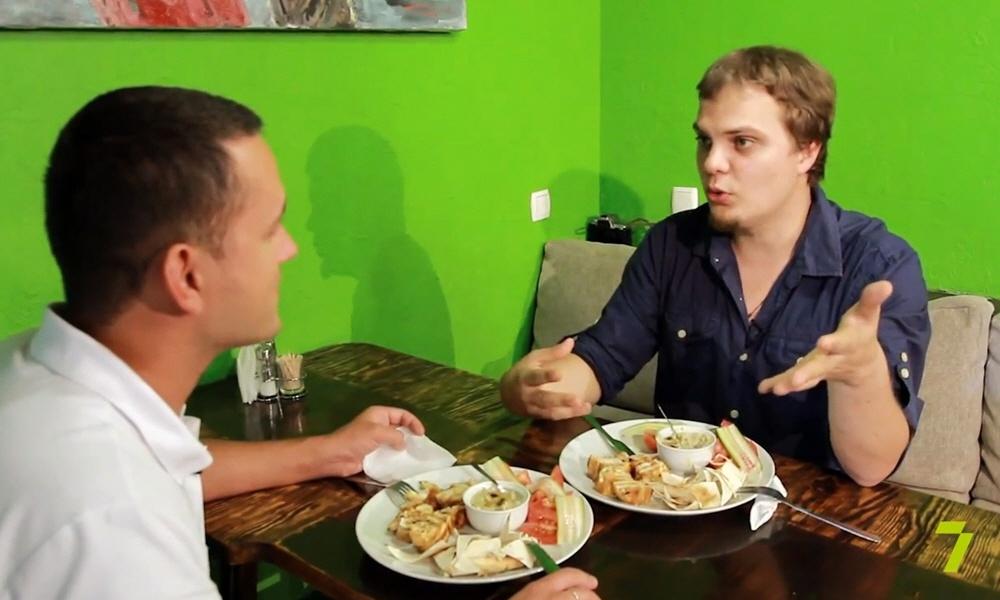 Ярослав Трофимов в программе Startup