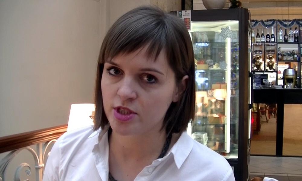 Анна Горчакова в передаче Своё Дело