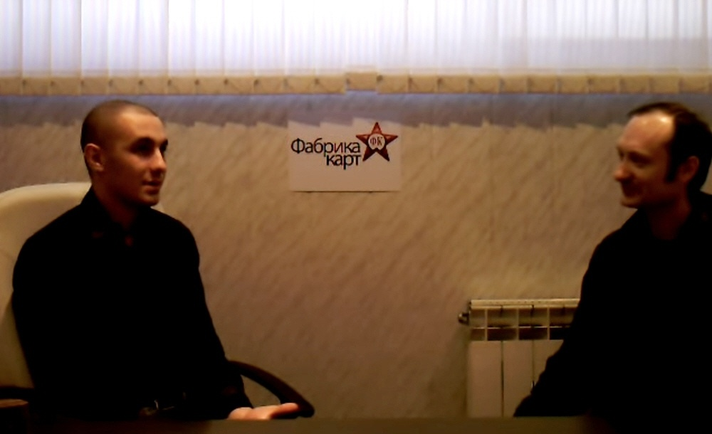 Даниил Трофимов в передаче Своё Дело