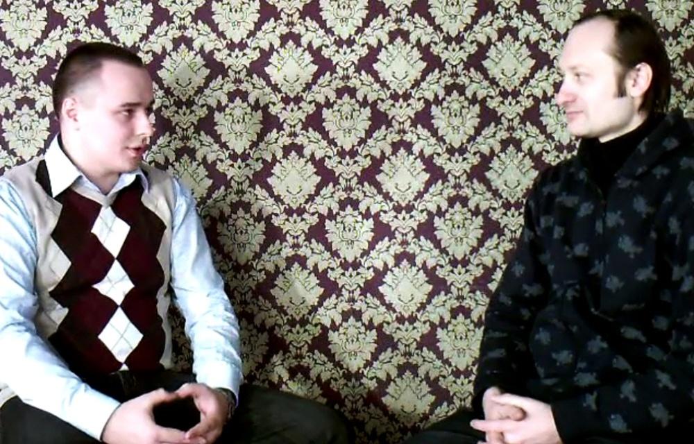 Илья Лободин в передаче Своё Дело