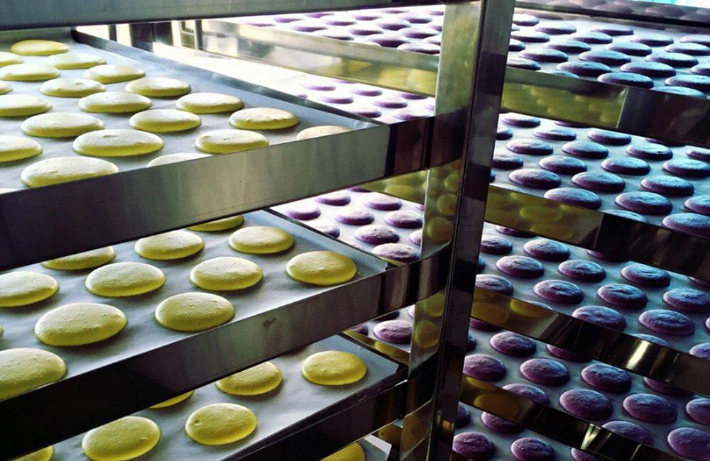 Кондитерский цех по производству пирожного