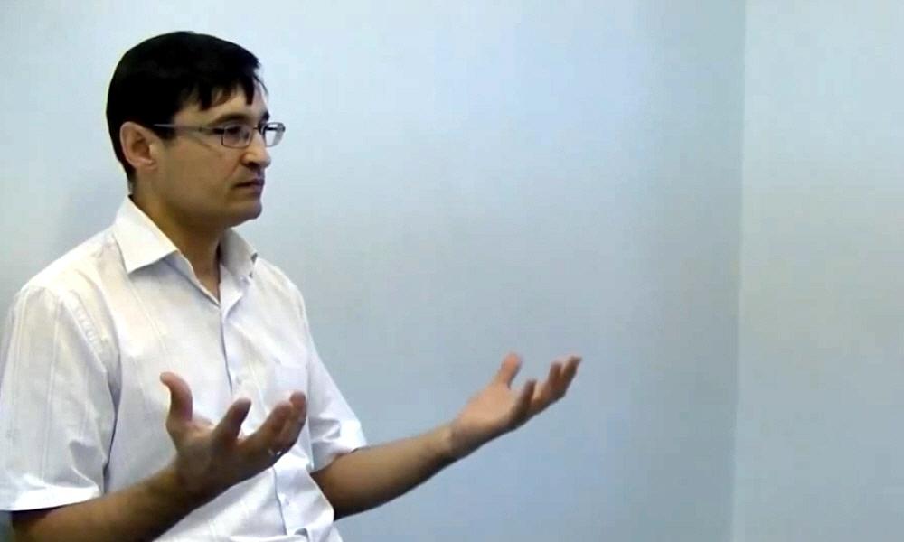 Руслан Шайхинуров в передаче LeaderInfo