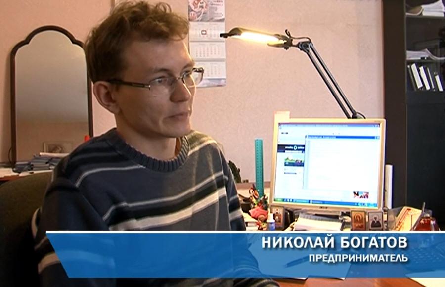Николай Богатов - руководитель интернет-агентства WEBDOCK