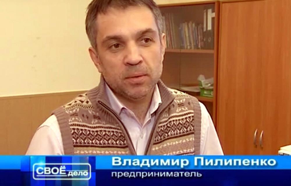Владимир Пилипенко - генеральный директор digital-агентства CODA