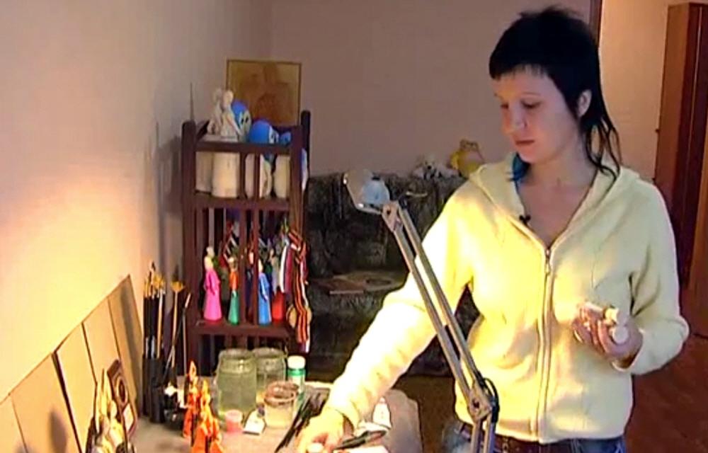 Наталья Боева в передаче Своё дело на телеканале Сейм