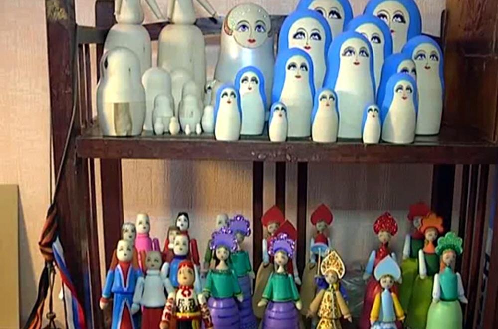 Производство расписных деревянных игрушек