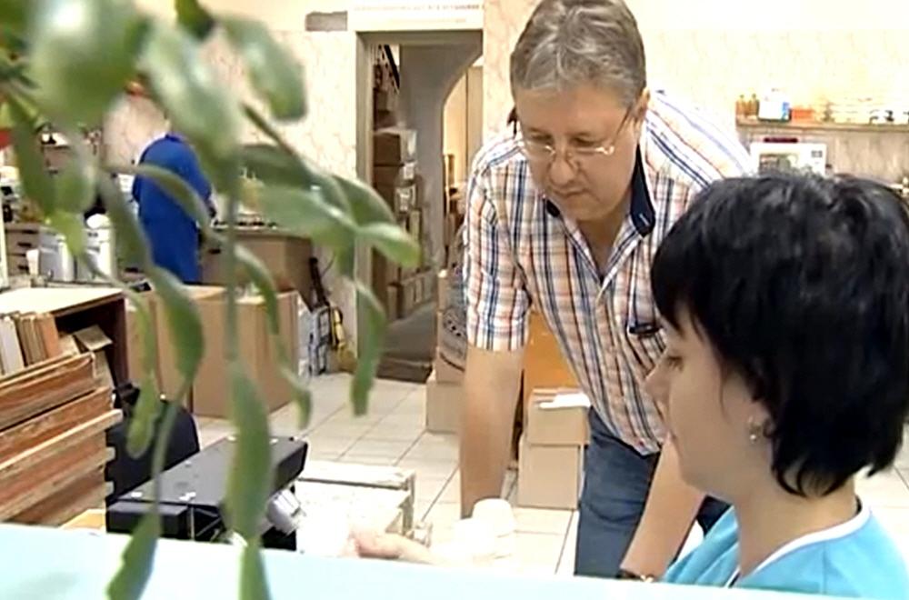 Игорь Иванов в передаче Своё дело на телеканале Сейм