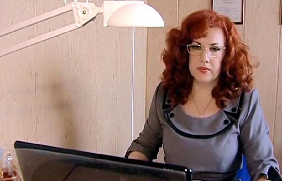 Маргарита Сычёва в передаче Своё дело на телеканале Сейм