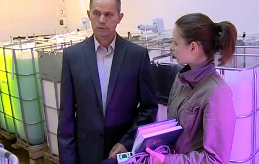 Сергей Усачёв в передаче Своё дело на телеканале Сейм