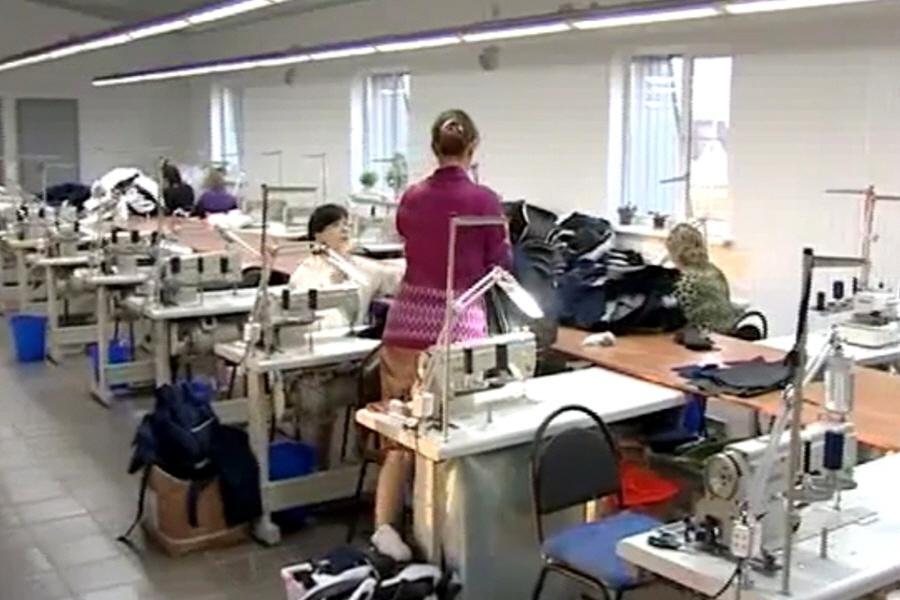 Создание швейного цеха
