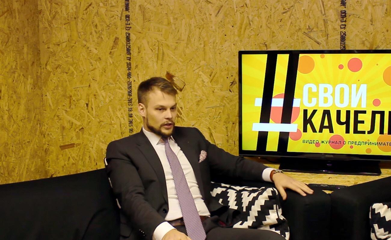 Семён Черноножкин - авторизованный тренер компании Gustav Käser Training International