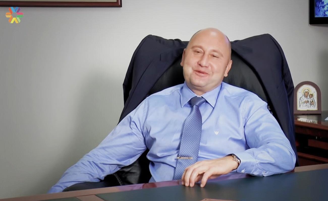 Михаил Шкуропатский в передаче Такие разные люди