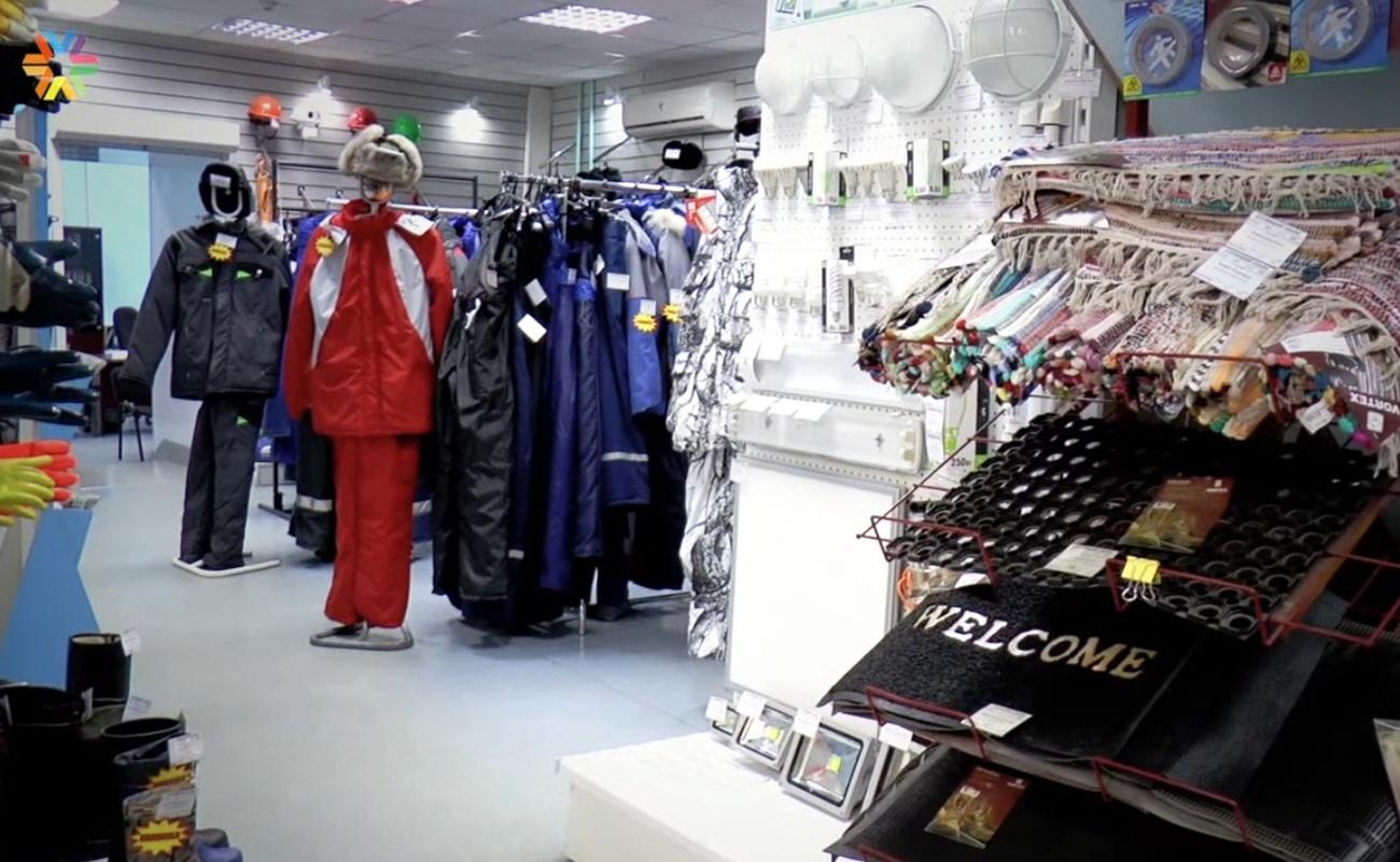 Продажа спецодежды в Кемерово