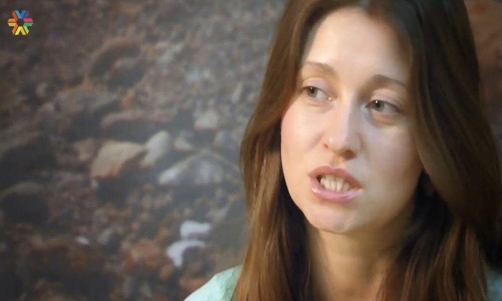Екатерина Булдакова в передаче Такие разные люди