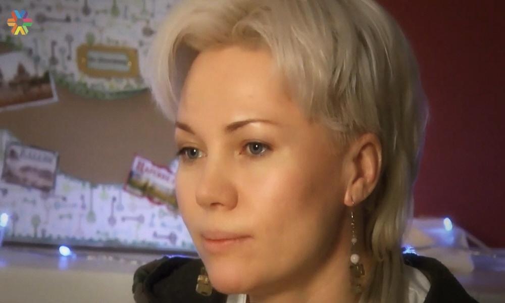 Ольга Васильева в передаче Такие разные люди