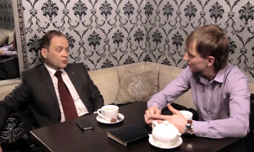 Александр Высоцкий в программе Тайны Брендов