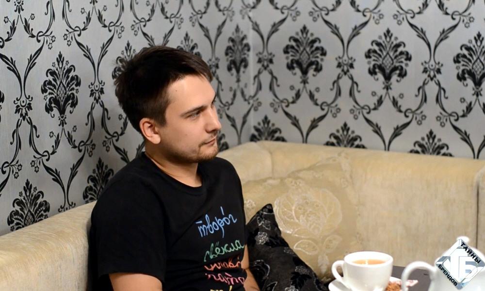 Андрей Глинский - серийный предприниматель, основатель нескольких интернет-проектов