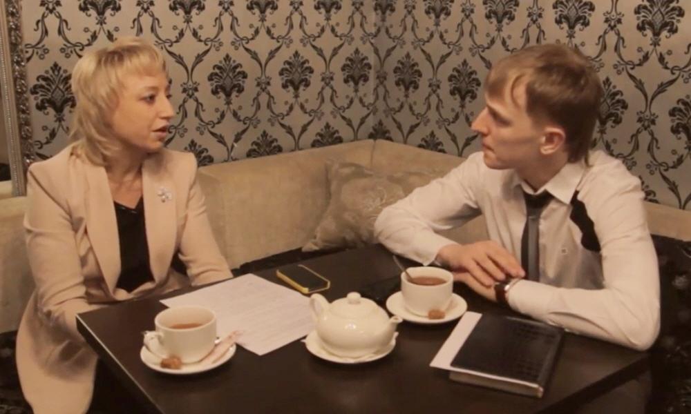Анна Волынцева в программе Тайны Брендов