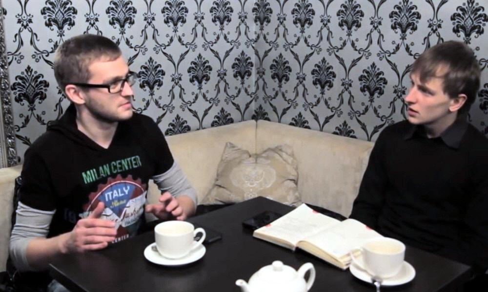 Владимир Музычук в программе Тайны Брендов