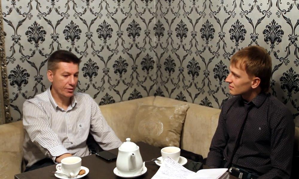 Дмитрий Саксонин в программе Тайны Брендов