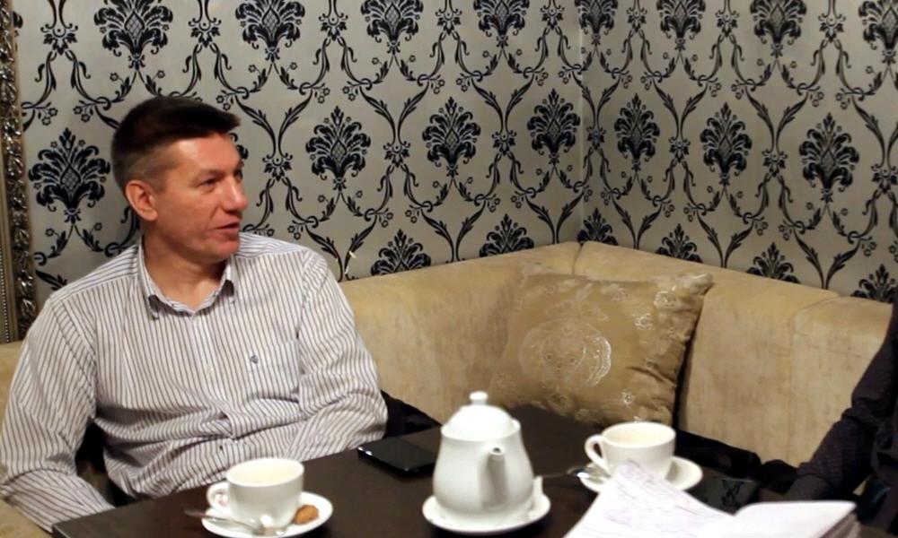 Дмитрий Саксонин - владелец мебельной фабрики Династия