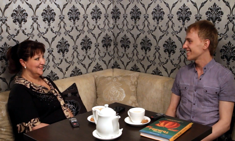Наталья Африканова в программе Тайны Брендов